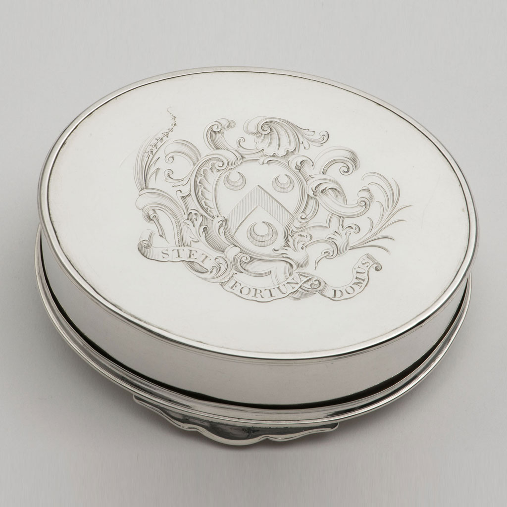 Two 18th Century Tobacco Boxes