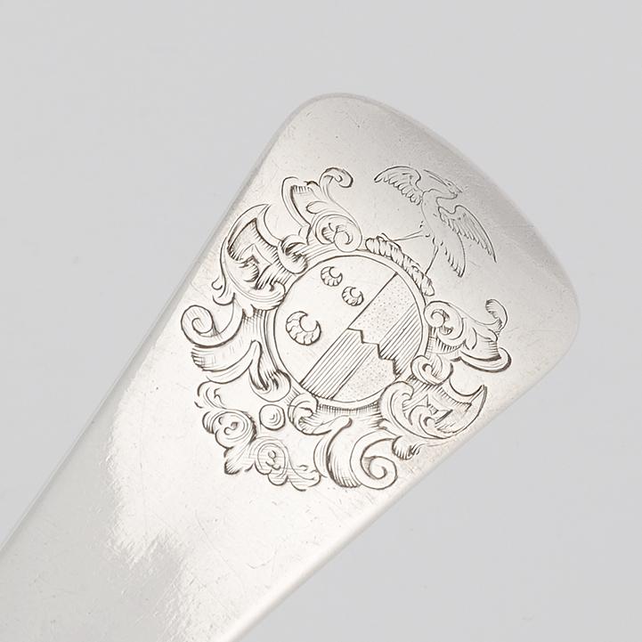A George I Silver Basting Spoon.