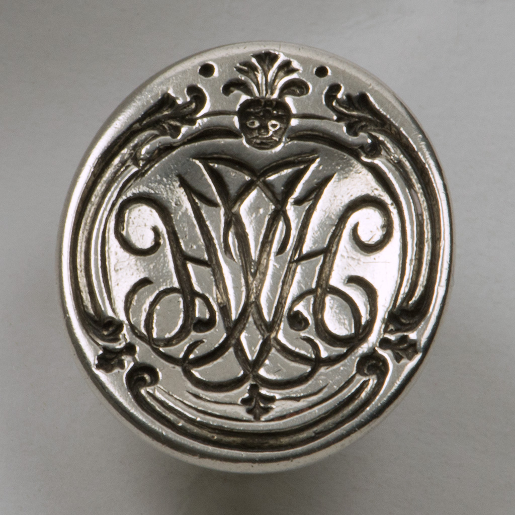 A George II Silver Fob Seal.