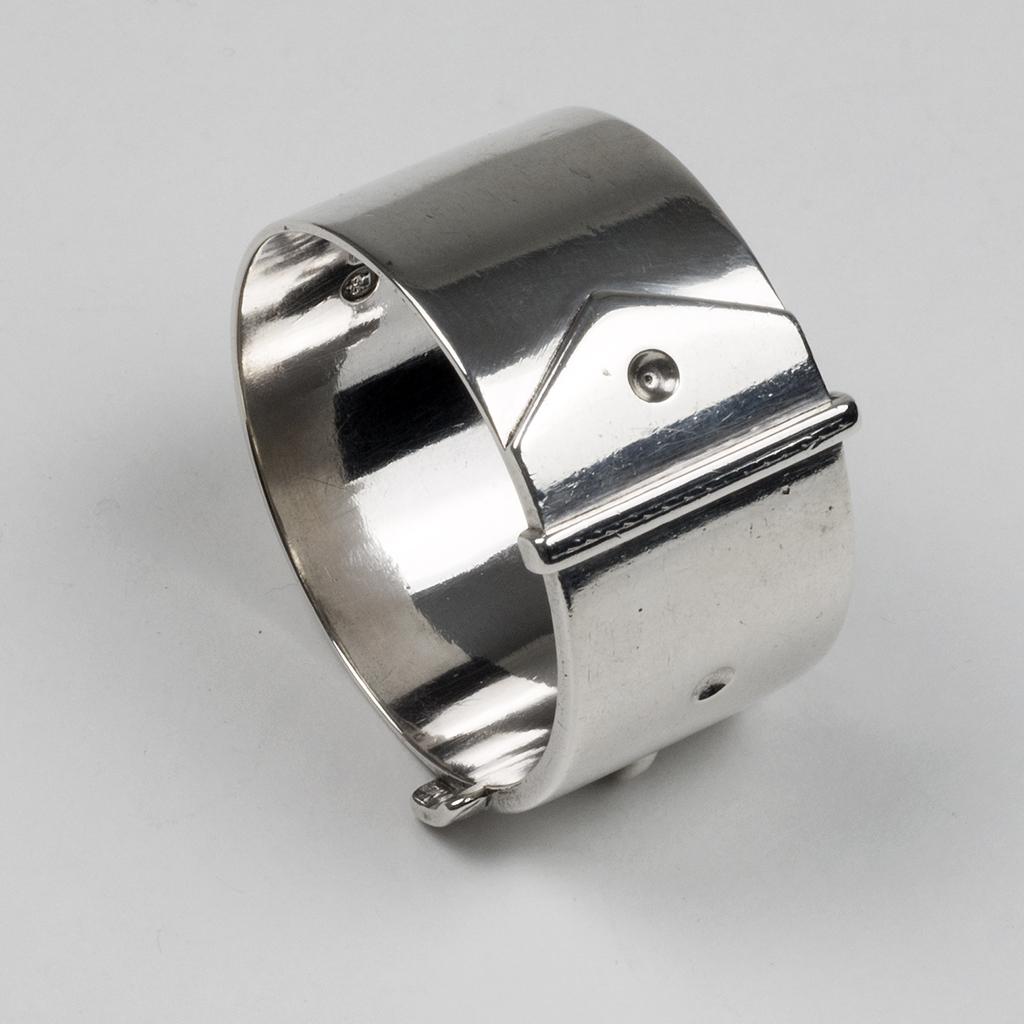 A 19th Century Australian Silver Napkin Ring.