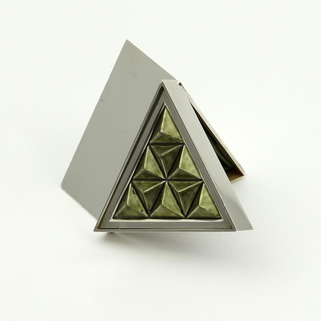 A Maureen Edgar Silver Box.