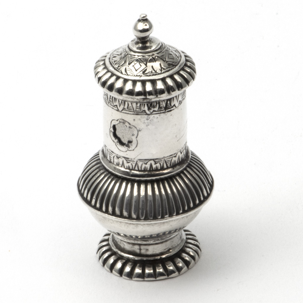 An Early 18th Century German Pomander.