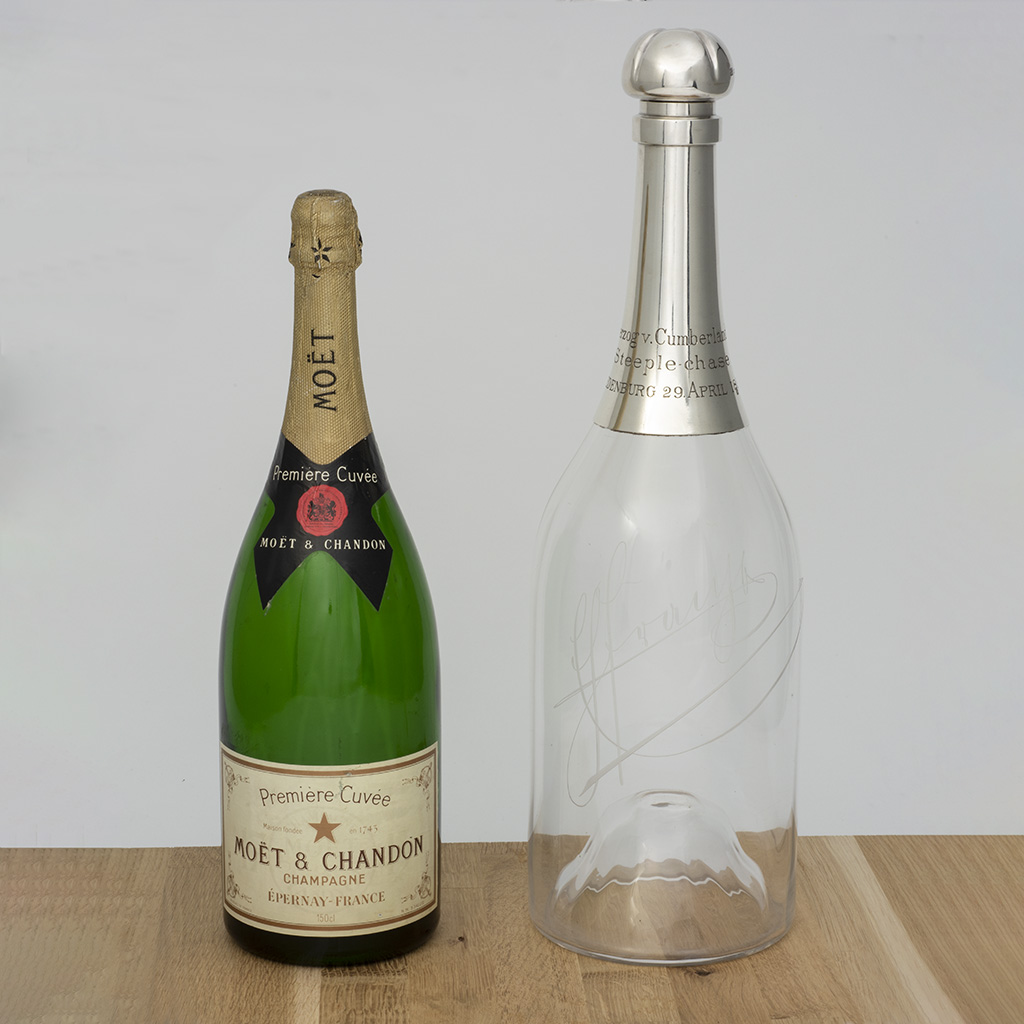 A Double Magnum German Royal Prize For A Steeplechase.